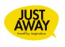Logo obchodu JustAway.cz